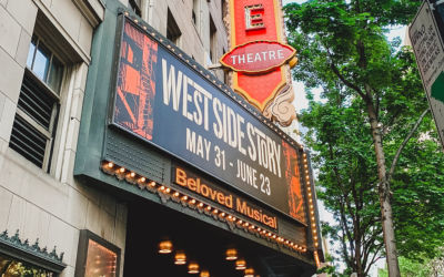The 5th Avenue Theatre Performs West Side Story