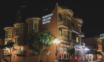 The Horton Grand Hotel in San Diego's Gaslamp Quarter
