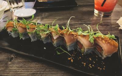 Sushi Lounge on Market in the Gaslamp Quarter