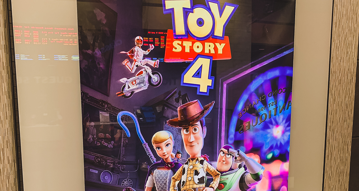 Toy Story 4 at Esquire IMAX Theatre