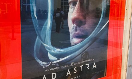 Ad Astra at Esquire IMAX Theatre in Downtown Sacramento