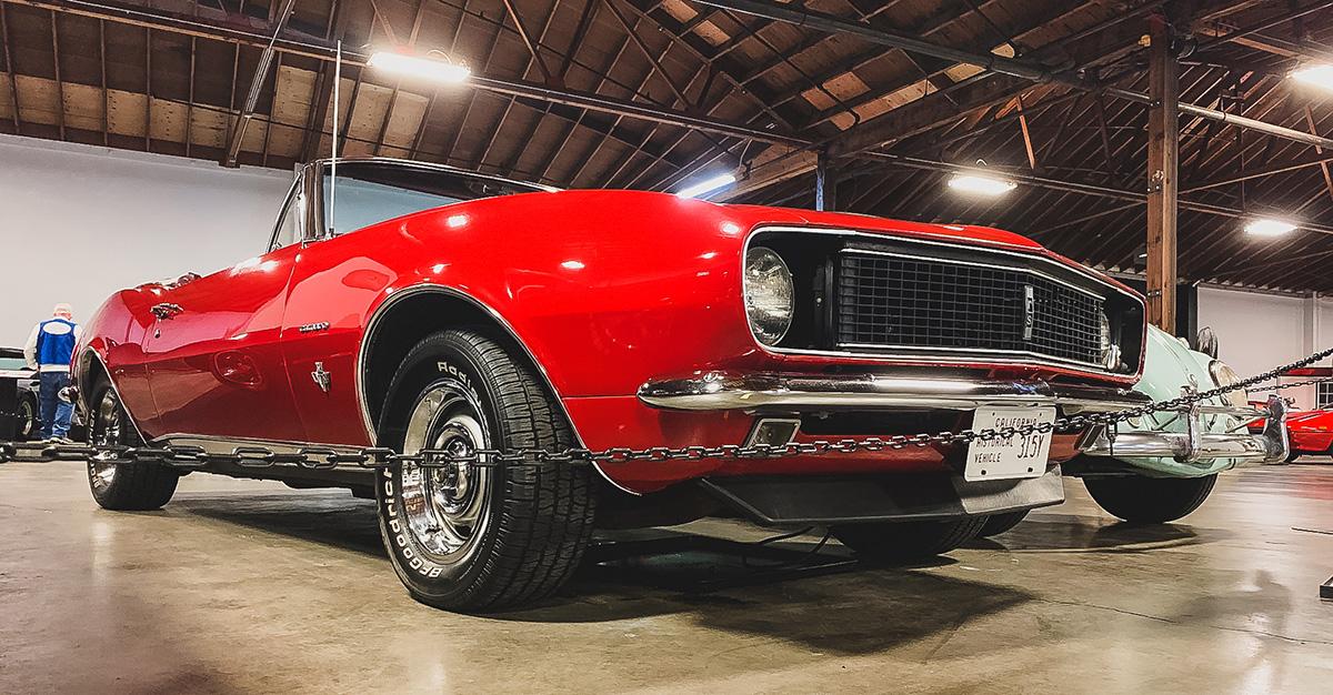 California Automobile Museum in Sacramento