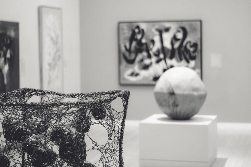 Crocker Art Museum - Artwork