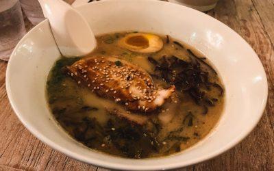 Momosan Ramen Waikiki — Oahu's Best Ramen Restaurant
