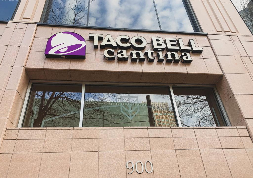 Taco Bell Cantina Sacramento - Downtown at 900 K Street