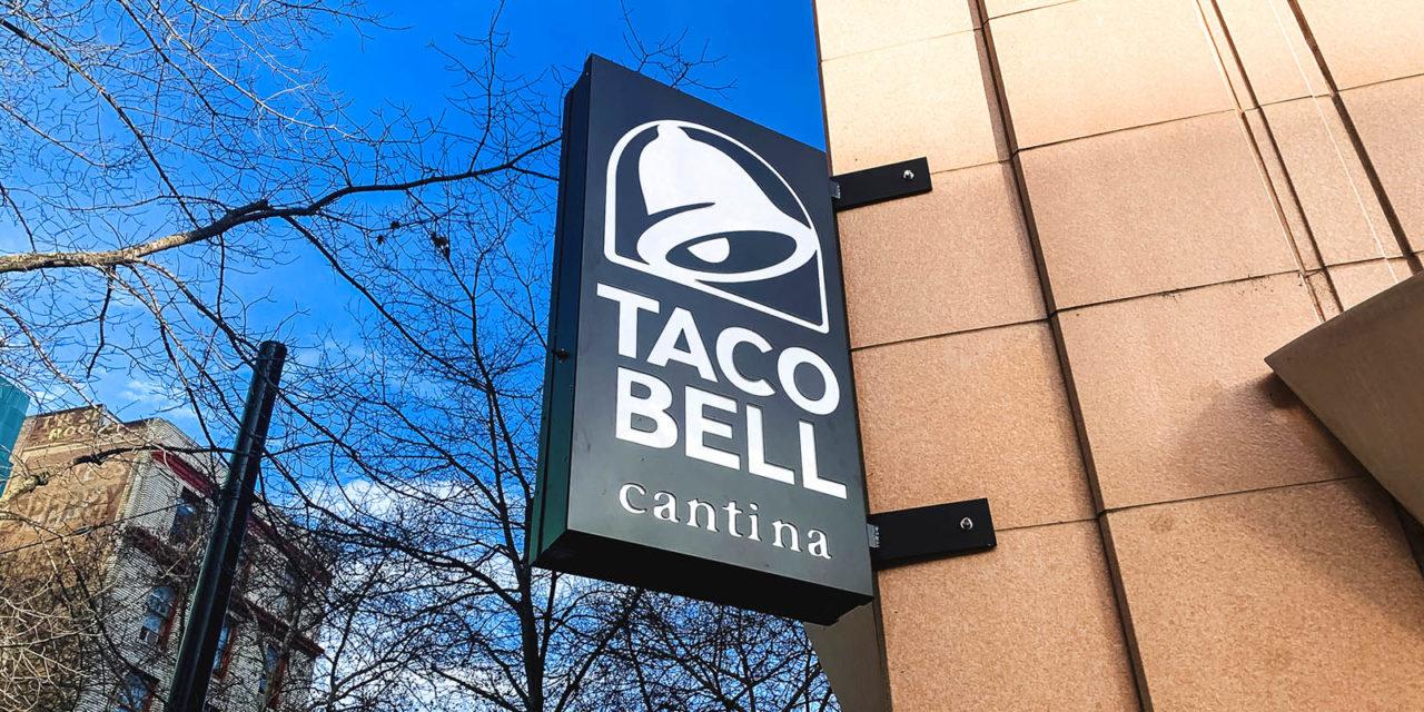 Taco Bell Cantina Sacramento — Downtown on K Street